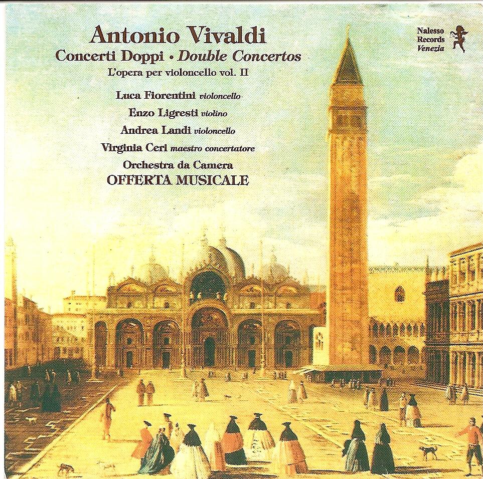 Doppel Konzerte - Doppelkonzerte - Antonio Vivaldi