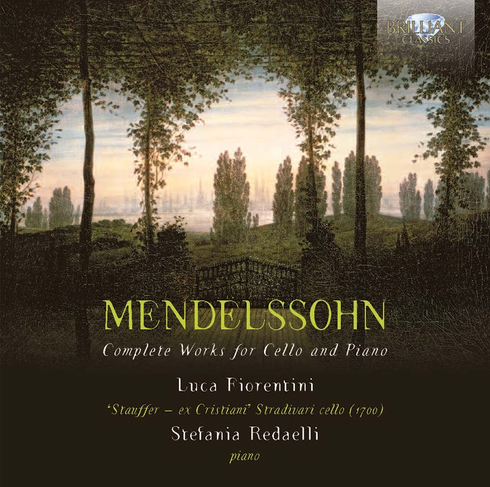 Complete Works for Cello and Piano - Felix Mendelssohn