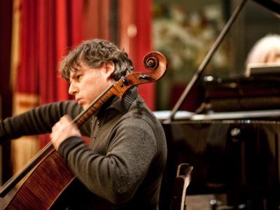 Luca fiorentini Violoncellista